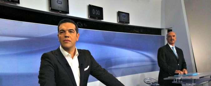 """Grecia, Tsipras chiude a conservatori: """"No alleanze con chi ha intascato tangenti"""""""