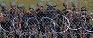 """Migranti, Ue: """"Flessibilità sulle quote"""". Accordo anche sui 120mila, ma al via dall'8 ottobre. """"Uso forza contro scafisti"""""""