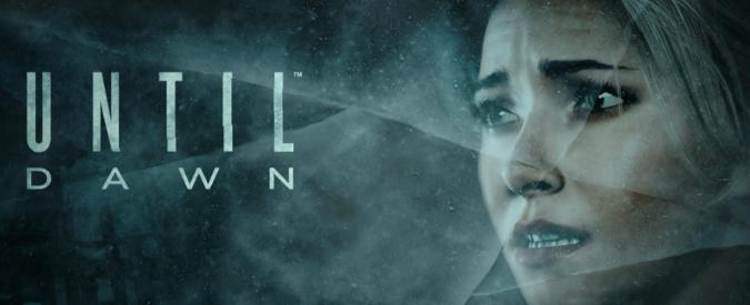 Until Dawn, videogame per console che si ispira ai film horror adolescenziali