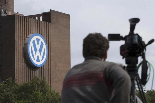Volkswagen, l'AD Winterkorn annuncia le dimissioni