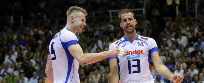 Volley, impresa dell'Italia: batte i campioni polacchi e vola alle Olimpiadi