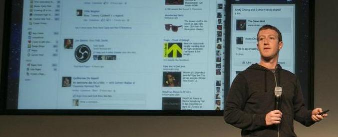 """Facebook, cambiano le pagine: il social diventa """"centro commerciale online"""""""