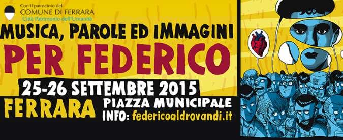 """Federico Aldrovandi, la manifestazione a dieci anni dalla morte. La mamma: """"E' il momento di costruire"""""""