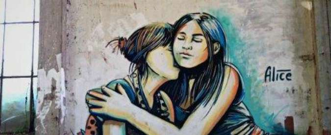 Street-art, la writer AliCè a processo a Bologna per imbrattamento dei muri