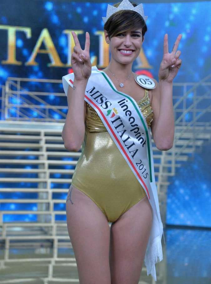 """Miss Italia 2015, Alice Sabatini replica dopo la gaffe: """"Mi avrebbero insultata anche se avessi risposto diversamente"""""""