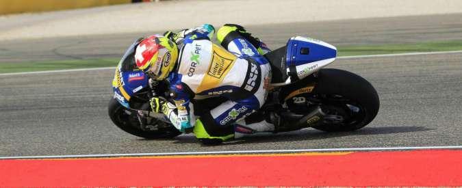 MotoGp Aragon, trionfa Lorenzo davanti a Pedrosa. Rossi terzo, Marquez cade