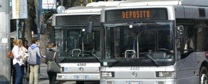 Roma, targhe alterne e sciopero dei mezzi pubblici: metro chiuse e città in tilt