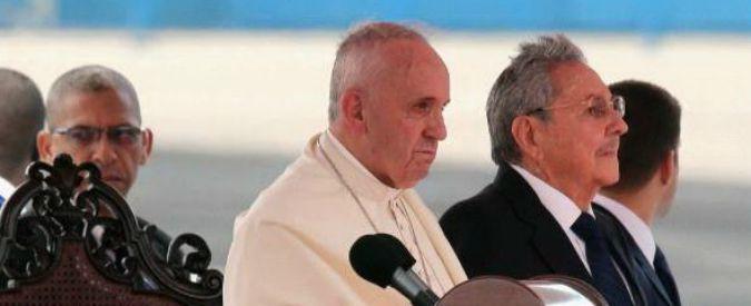 "Papa Francesco a L'Avana: ""Cuba percorra sentieri di giustizia, di pace, di libertà e di riconciliazione"""