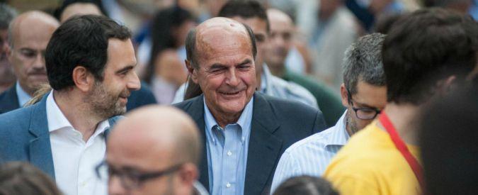 """Governo Gentiloni, Bersani: """"Per me congresso Pd a giugno e elezioni nel 2018. Ora anche Renzi dica parole chiare"""""""