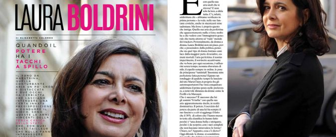 "Playboy, Gherardo Colombo fa l'editorialista e la Boldrini finisce in un ritratto ""hot"""