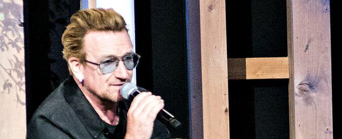 """Migranti, Bono: """"Settimana incredibile per l'Europa. Merkel simbolo morale"""""""
