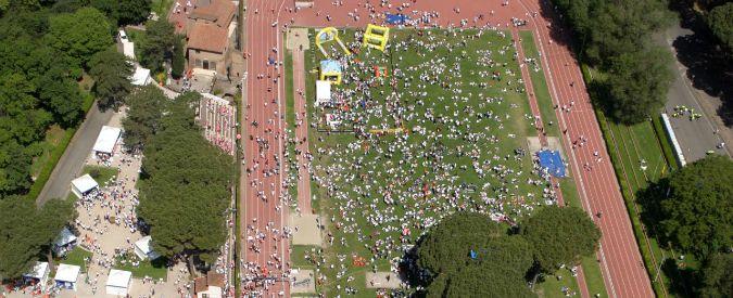 Roma, lo spreco degli impianti sportivi: stadio Caracalla? Affitto a 52 euro l'anno