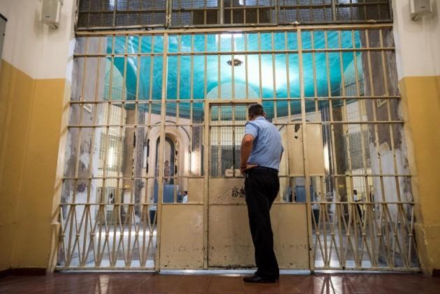 Visita al carcere di San Vittore a Milano