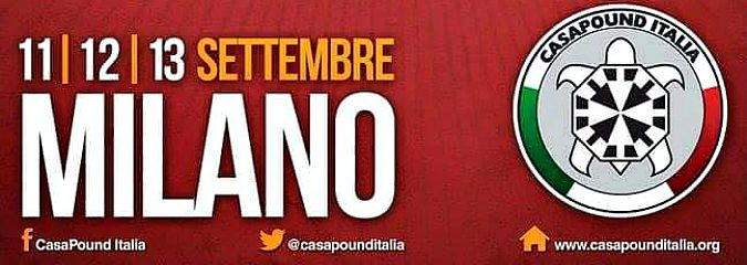 """Milano, raduno Casapound. Comune: """"No eventi con connotazioni fasciste"""""""