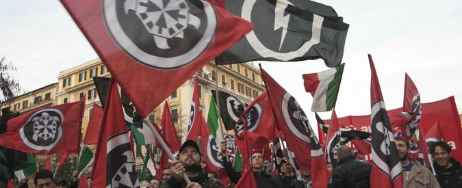 Casapound, a Roma arrestati esponenti coinvolti in rivolta anti immigrati di luglio