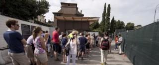 """Roma, Colosseo chiuso per assemblea sindacale: Cdm approva decreto legge. Renzi: """"Ostaggio di sindacalisti contro l'Italia"""""""