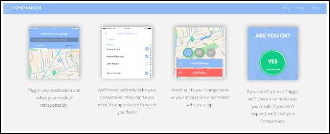 """Sicurezza, la app che """"protegge"""" chi cammina fino a destinazione. E avverte la polizia"""