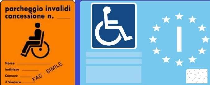"""Disabili, arriva il nuovo contrassegno """"europeo"""" per i parcheggi riservati"""