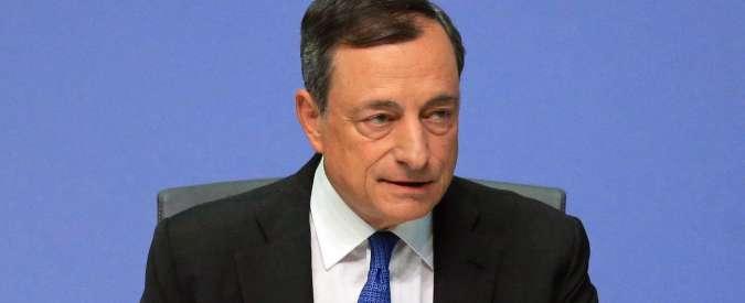 Bce, Draghi taglia ancora i tassi e aumenta di 20 miliardi al mese l'immissione di liquidità nel sistema