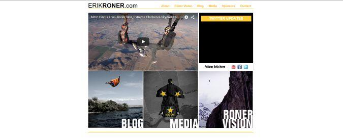 Morto Erik Roner, star di Mtv: si è schiantato contro un albero col paracadute