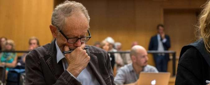 """Erri De Luca: """"Se mi condannano vincerà un articolo del codice fascista"""""""