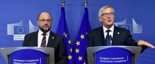 Migranti, raggiunti primi accordi a vertice Ue: hotspot attivi da novembre