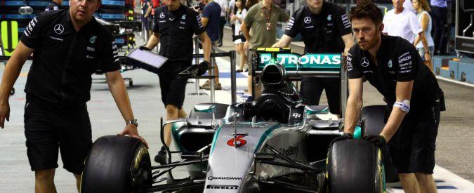"""F1, a Singapore Hamilton parte favorito ma Vettel ci crede: """"Il circuito mi piace"""""""