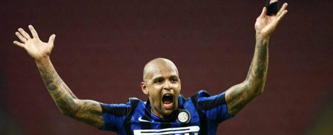 """Felipe Melo, da """"brocco"""" a simbolo dell'Inter brutta e mai così vincente"""