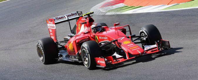 Gran premio Monza, Hamilton conquista la pole. Ma Ferrari in prima fila: Raikkonen davanti a Vettel