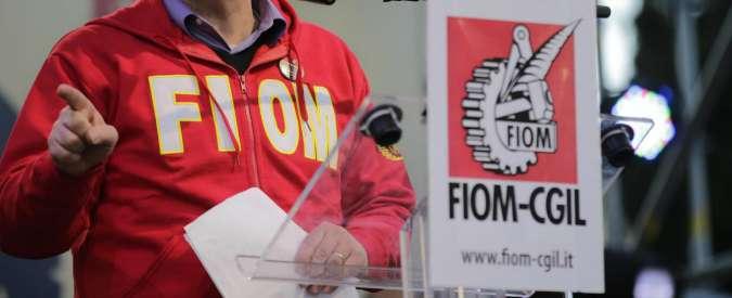 """Fiom Emilia: """"Meglio un governo guidato dal M5S che nelle mani del Pd. Boschi figlia di papà"""""""