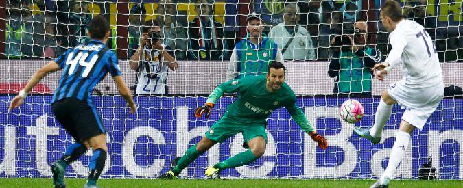 Inter-Fiorentina 1-4: disastro nerazzurro a San Siro, ma la Viola di Paulo Sousa è uno spettacolo (e Kalinic ne fa tre)