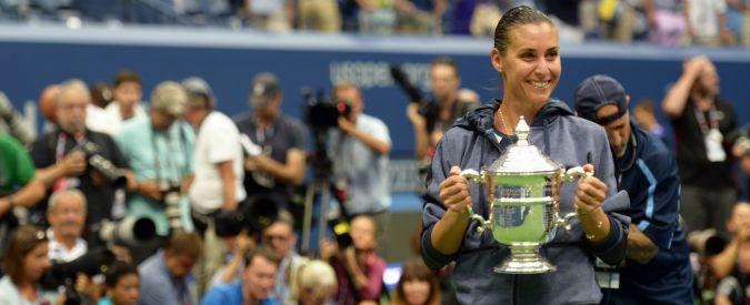 Flavia Pennetta, vincere e dire addio al top della carriera. Platini, Phelps e Zidane e chi ha lasciato sul tetto del mondo