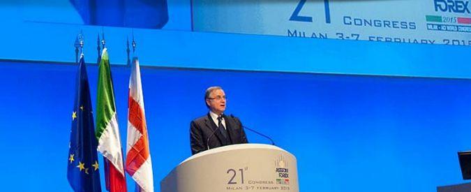 Banca Popolare Vicenza, l'inchiesta fa saltare congresso Forex nella città del Palladio