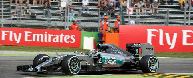 Formula 1, Gran premio d'Italia: a Monza Hamilton domina le libere, terzo Vettel. Dubbi sul futuro del circuito