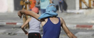 Israele, la polizia di Gerusalemme potrà sparare a chi lancia sassi e molotov
