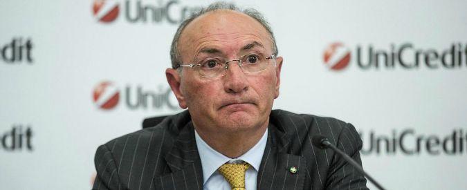 """Unicredit difende Palenzona: """"Niente irregolarità. Debito Bulgarella non ancora ristrutturato"""""""