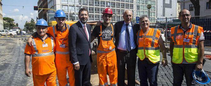 """Giubileo, metà lavori a rischio stop: """"Serve gara per ogni appalto oltre 1 milione di euro"""""""