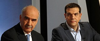 Grecia al voto. Dietro lo scontro tra Tsipras e Meimarakis il gioco delle alleanze per governare