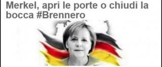 """Migranti, Grillo: """"Merkel, apri porte o chiudi bocca. Caos Ungheria è colpa sua"""""""