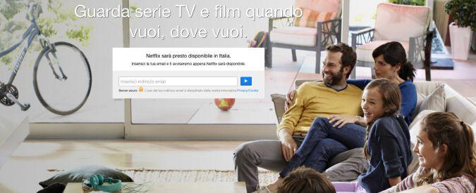 Netflix in Italia, accordo con Vodafone. Nel pacchetto serie tv e documentari