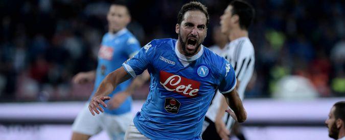 Napoli-Juventus 2-1: Insigne-Higuain, per la Vecchia Signora è già notte fonda