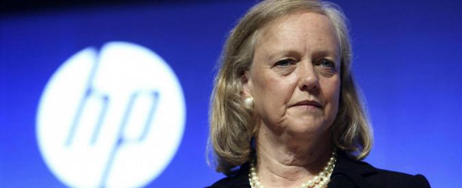 """Hewlett Packard taglierà fino a 30mila posti. """"Risparmi per 2,7 miliardi"""""""
