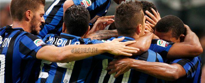 Inter-Milan 1-0: Guarin decide il derby, Mancini in vetta a punteggio pieno