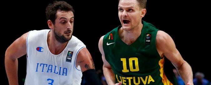 Europei basket, Italia-Lituania 85-95: azzurri eliminati, addio semifinale