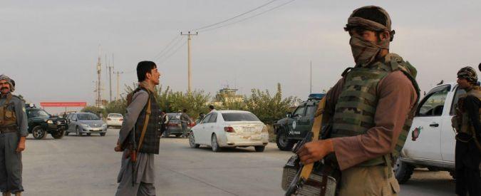 Afghanistan, raid aerei Usa contro i talebani per riprendere Kunduz
