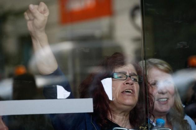 Class action per le lavoratrici greche davanti al ministero