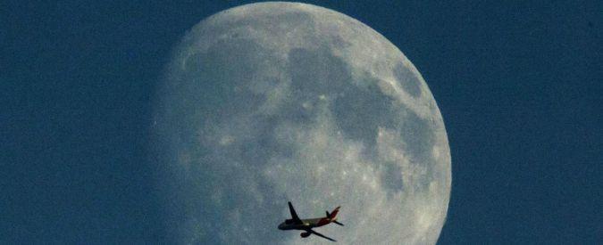 """Luna """"blu"""" nella notte del 31 marzo. Non si ripeterà prima del 2020"""