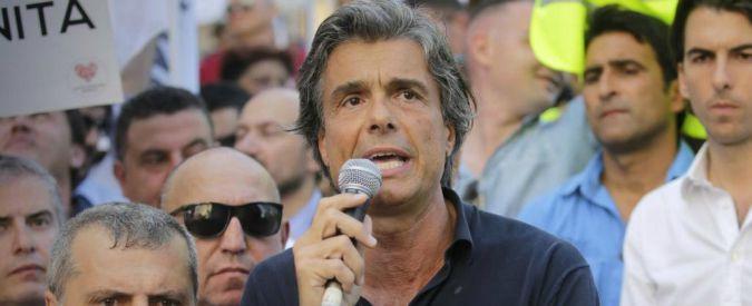"""Elezioni Roma, Marchini: """"Da sindaco non celebrerò unioni gay. La Raggi? Presentatrice tv che recita e scappa"""""""