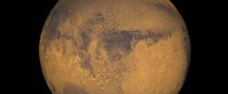 Marte, la missione umana nel 2030? La Nasa non ha più una data