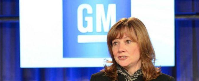 """Airbag difettosi, General Motors patteggia per 900 milioni in Usa. """"Ci scusiamo"""""""